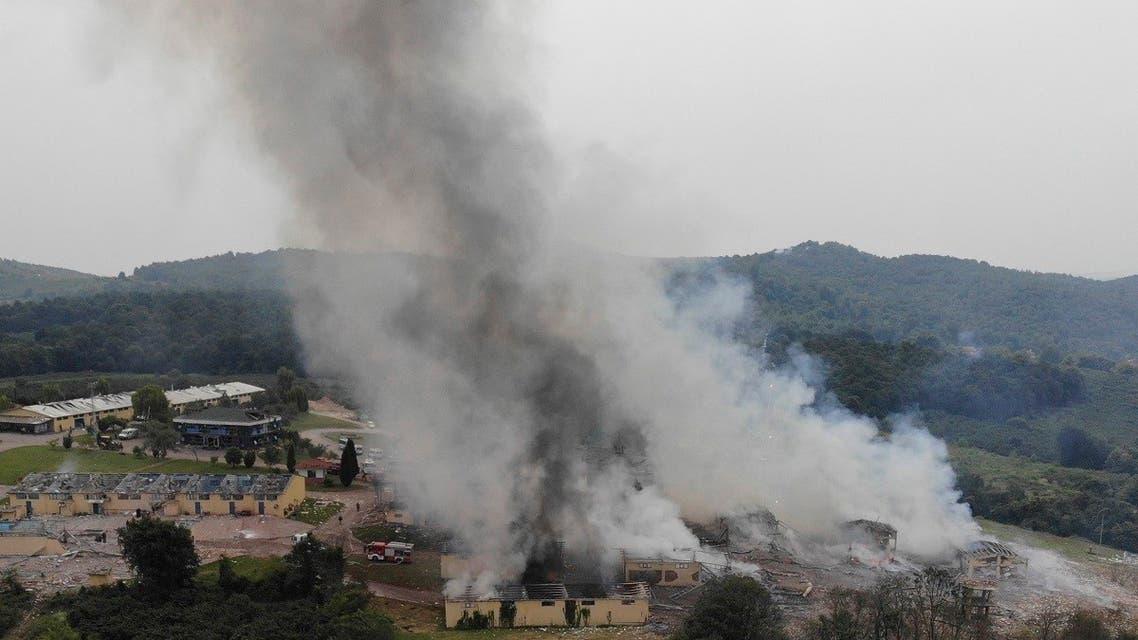 AP_Turkey fireworks factory explosions