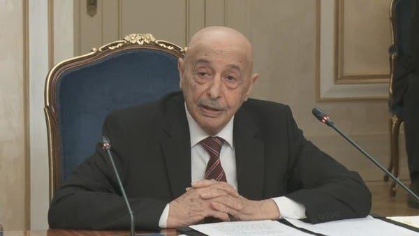 عقيلة صالح: نحن وحفتر في مسار واحد لحل الأزمة الليبية