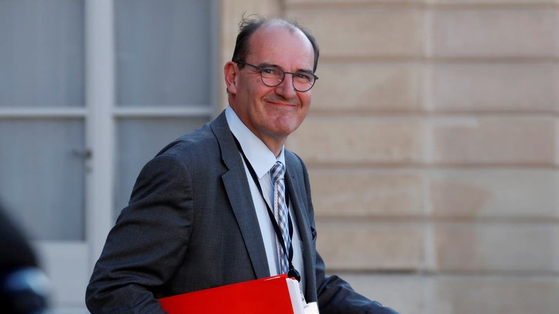 Jean Castex was named as France's new Prime Minister. He previously served as interministerial delegate for lockdown easing. (AFP)