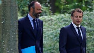 ادوراد فیلیپ نخست وزیر فرانسه استعفا داد