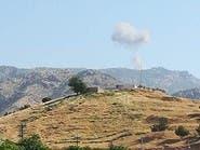 تركيا تجدد قصفها على مواقع حدودية في محافظة دهوك العراقية