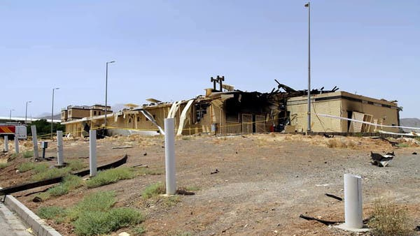"""حادث نطنز مجدداً.. نائب إيراني يؤكد """"انفجار من الداخل"""""""