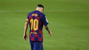 زلزله در بارسلونا: مسی قصد ترک این تیم را دارد