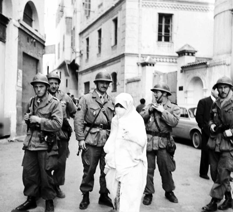 من مجازر وقمع المستعمر الفرنسي في الجزائر