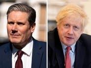 ستارمر عن تعامل جونسون مع كورونا: يجيد الحديث لكنه يسيء حكم بريطانيا