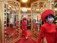 بالصور.. أول فندق مطلي بالذهب في هذه الدولة