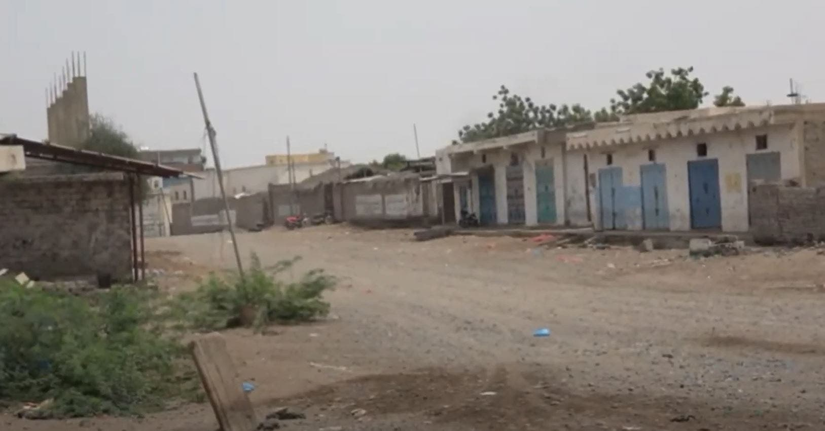 حي الجروبة بمديرية التحيتا في الحديدة (أرشيفية)
