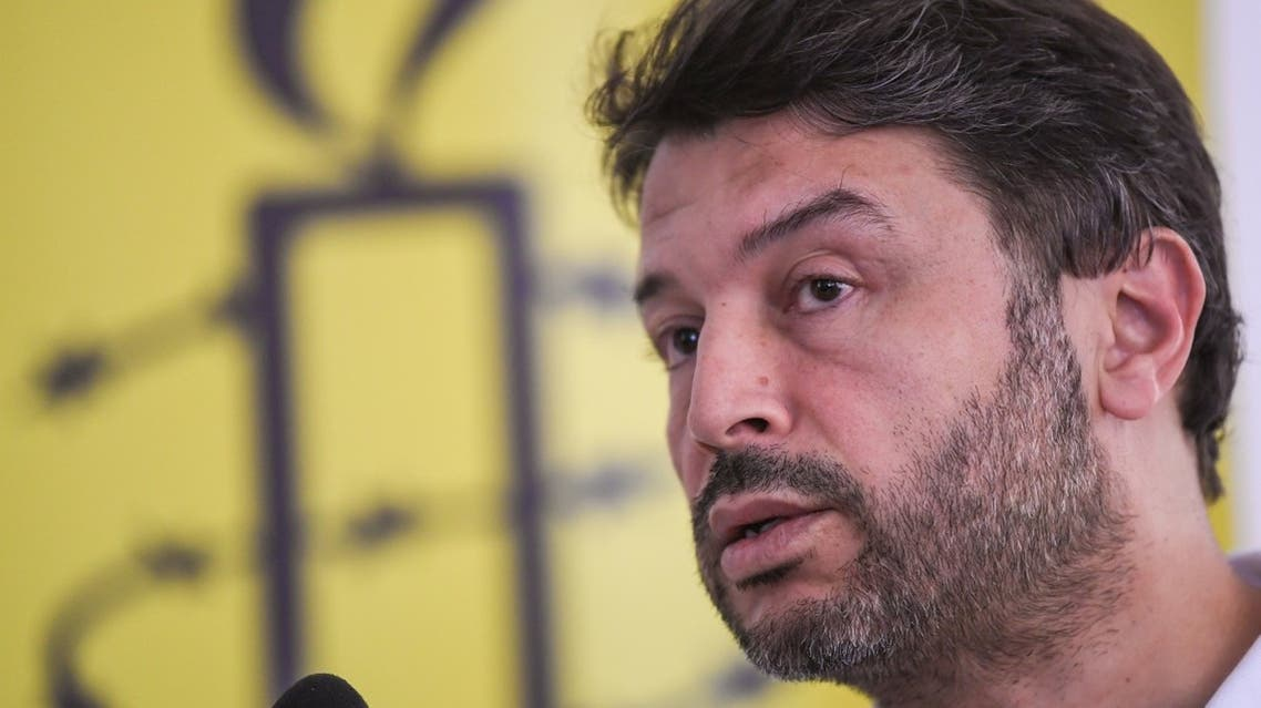 AFP_Taner Kilic, Amnesty International's chairman in Turkey