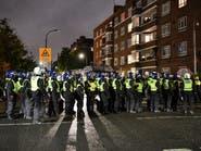 إصابة 7 من الشرطة خلال أحداث عنف بحفل موسيقي في لندن