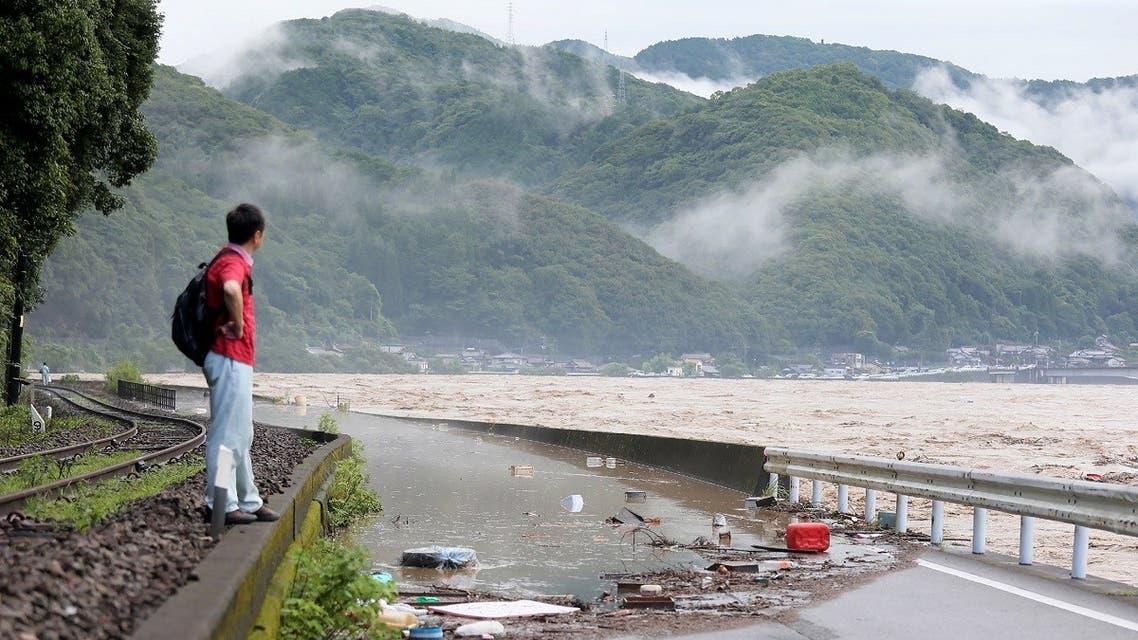 AFP_Kumamoto prefecture Japan