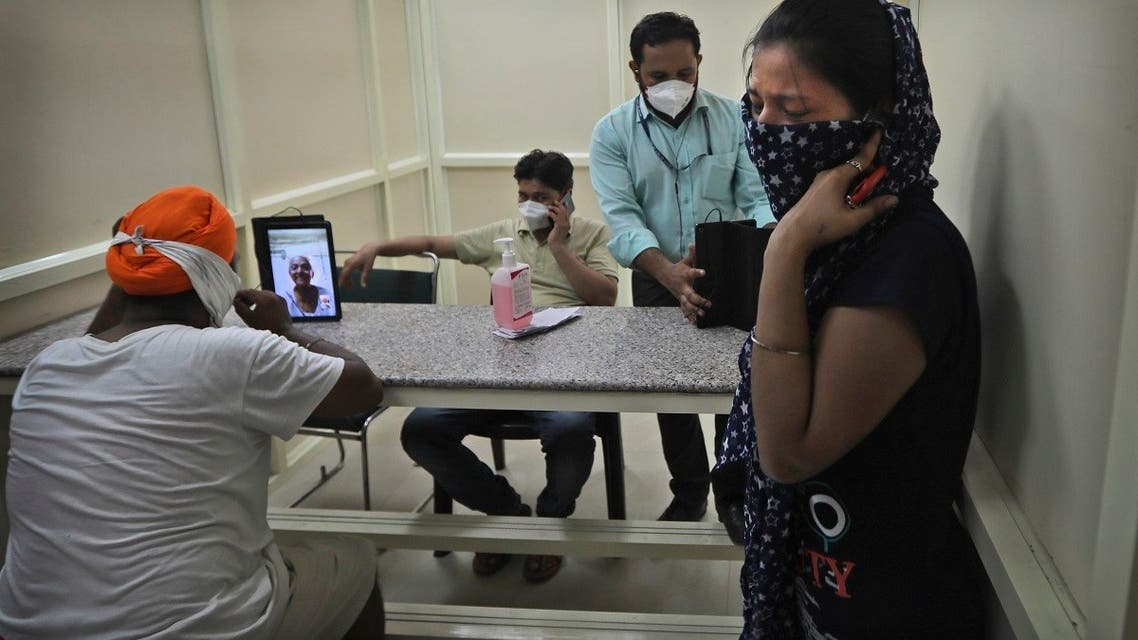 AP_India COVID-19 New Delhi