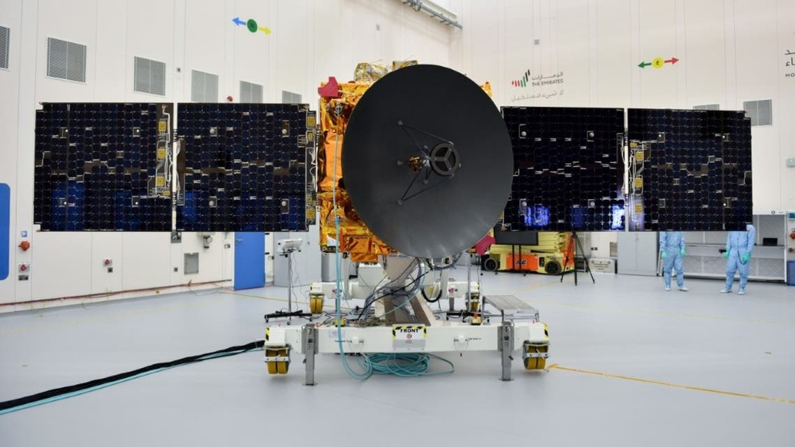 Final checks underway ahead of UAE Hope Probe mission to Mars on July 15