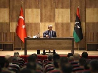 ليبيا.. تشكيل فرق عسكرية مشتركة بين تركيا والوفاق