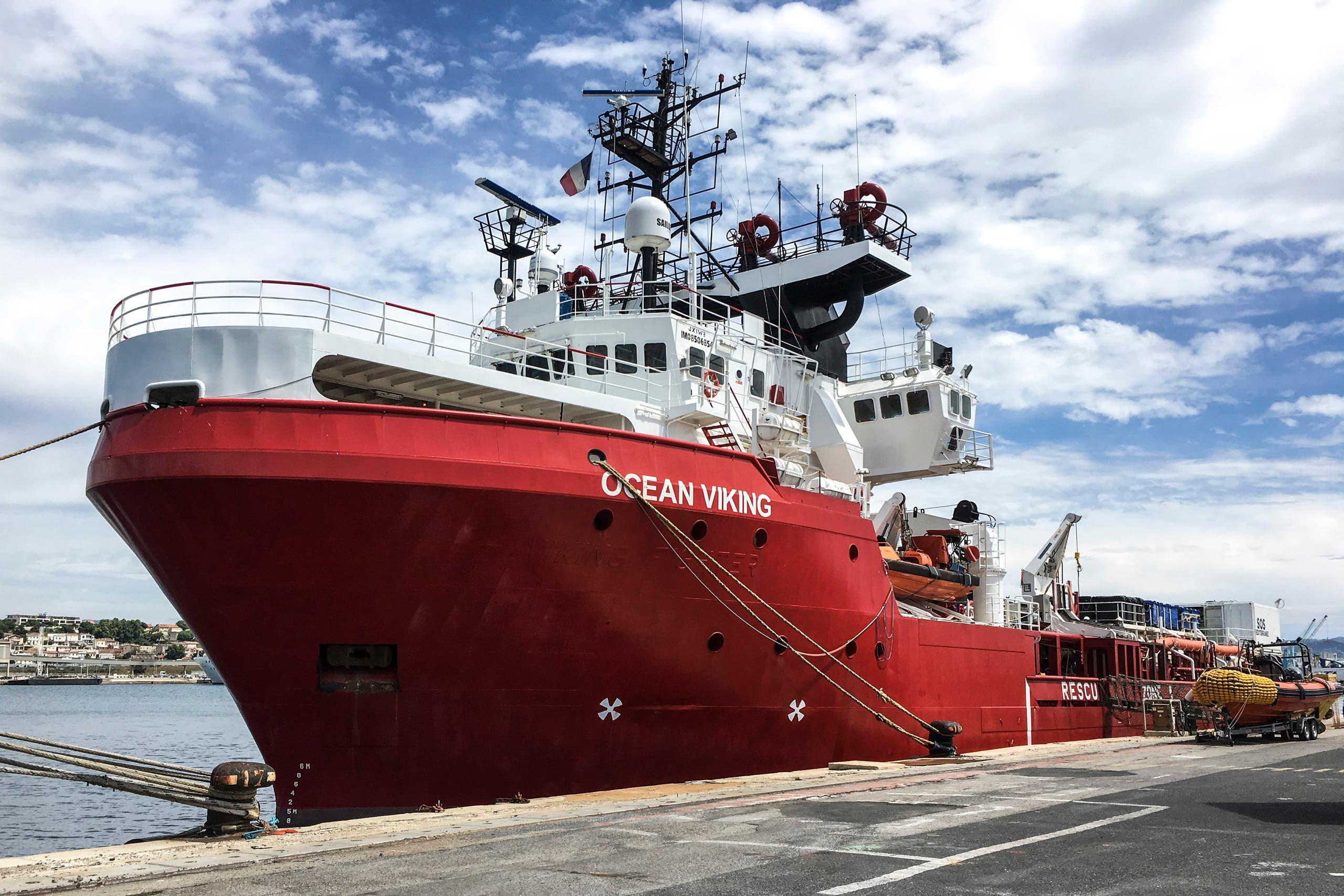 سفينة أوشن فايكينغ