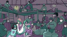 Locked up: The struggle faced by migrant workers with coronavirus in Lebanon