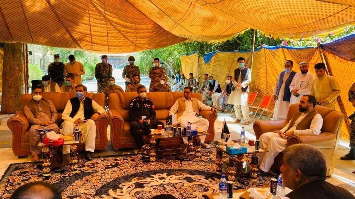 توسعه تجارت محور گفتوگوی مقامهای افغانستان و پاکستان در گذرگاه تورخم