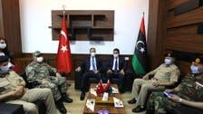 ترکی اور لیبیا کی قومی وفاق میں دفاعی معاہدہ، لیبی فوج کی وارننگ