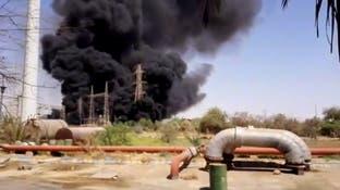 إيران.. انفجار وحريق بمحطة الزرقان للطاقة الكهربائية بالأحواز