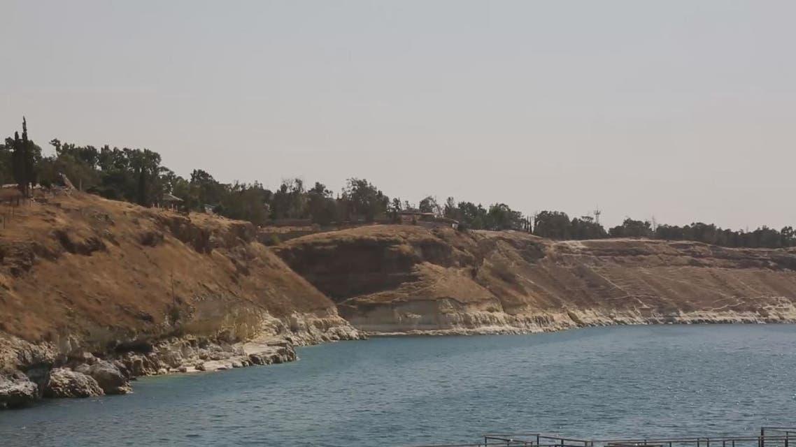 يستمر منسوب مياه نهر الفرات في سوريا بالتراجع للأسبوع الثاني على التوالي