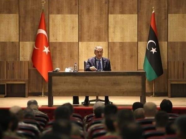 نائب ليبي: زيارة وزير دفاع تركيا تكشف خطة احتلال ليبيا