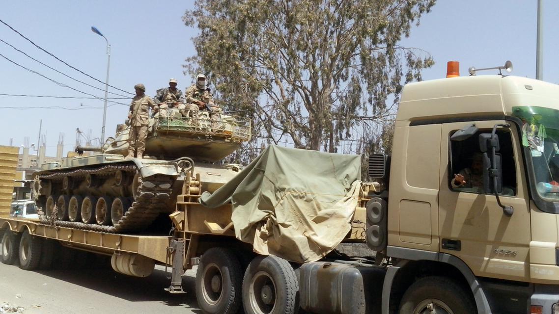عناصر من الجيش اليمني في البيضاء (أرشيفية من فرانس برس)
