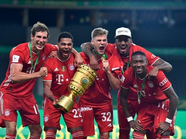 بایرن مونیخ برای بار بیستم قهرمان جام حذفی آلمان شد