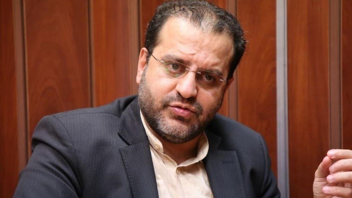 حسام عقبایی نایب رئیس اتحادیه املاک