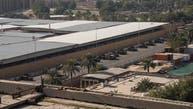 حمله موشکی به اطراف سفارت آمریکا در بغداد