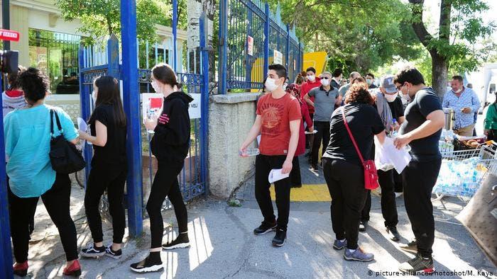 شباب أتراك