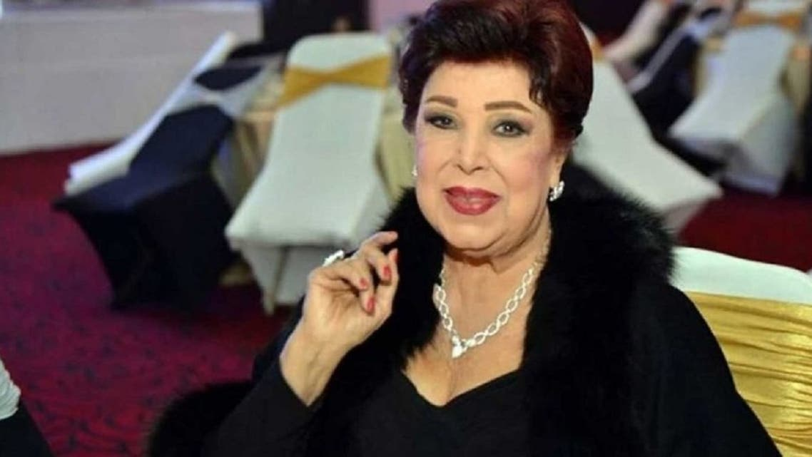 Famed Egyptian actor Ragaa al-Geddawy has died after contracting the coronavirus COVID-19 disease. (Twitter)