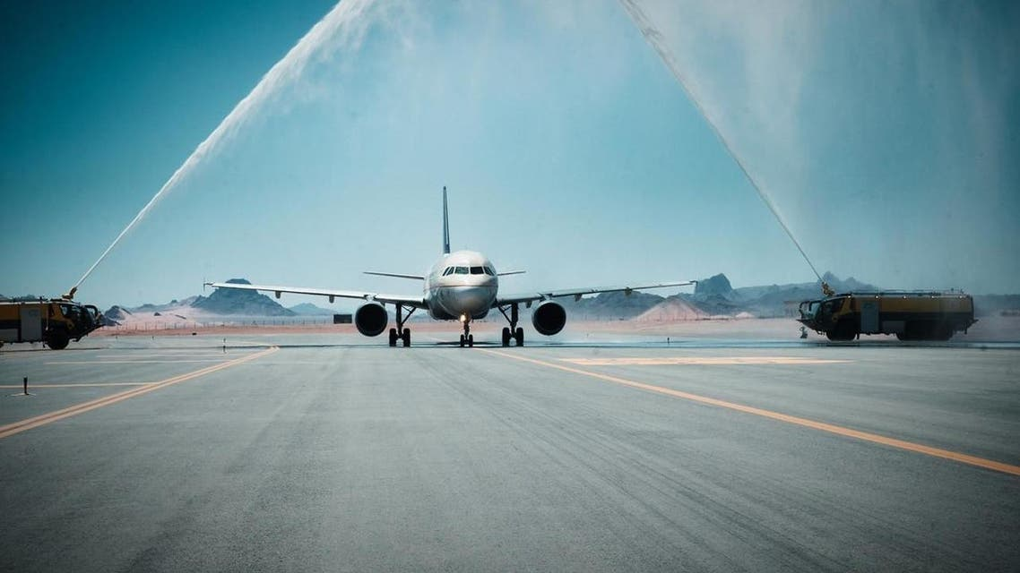 Saudi authorities expand al-Ula's airport annual capacity by 300 pct