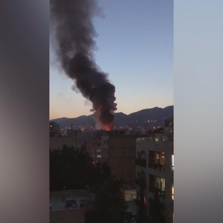 نائب إيراني يزعم تورط مفتشي الوكالة الذرية في انفجار نطنز
