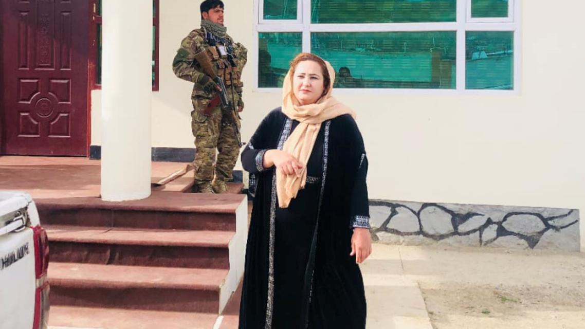 Nafisa Hejran
