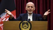 Afghan President Ghani says he is willing to discuss holding new elections