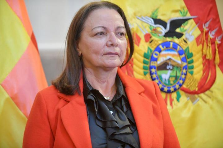 وزيرة الصحة في بوليفيا ماريا روكا - رويترز