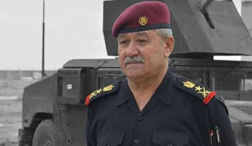 ژنرال عبدالغنی الاسدی رئیس دستگاه امنیت ملی عراق