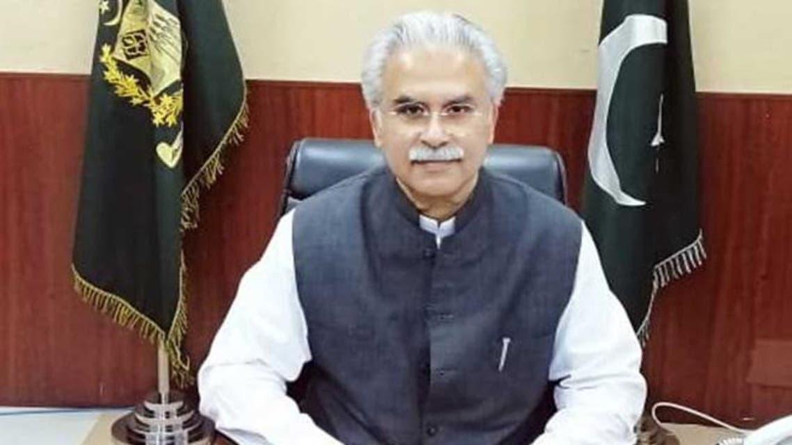 Pakistan: Zafar Mirza