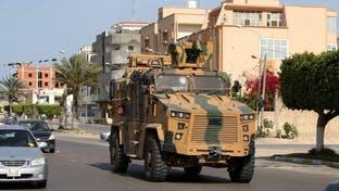 أنقرة: قاعدة الجفرة الليبية هدف عسكري لقواتنا