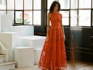ثوب وحيد فقط في مجموعة ربيع كيروز للأزياء الراقية
