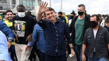 Brazil's President Bolsonaro tells supporters anti-coronavirus measures Kill