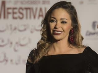 داليا البحيري للعربية.نت: عادل إمام خارج المنافسة.. وكنت أخاف منه