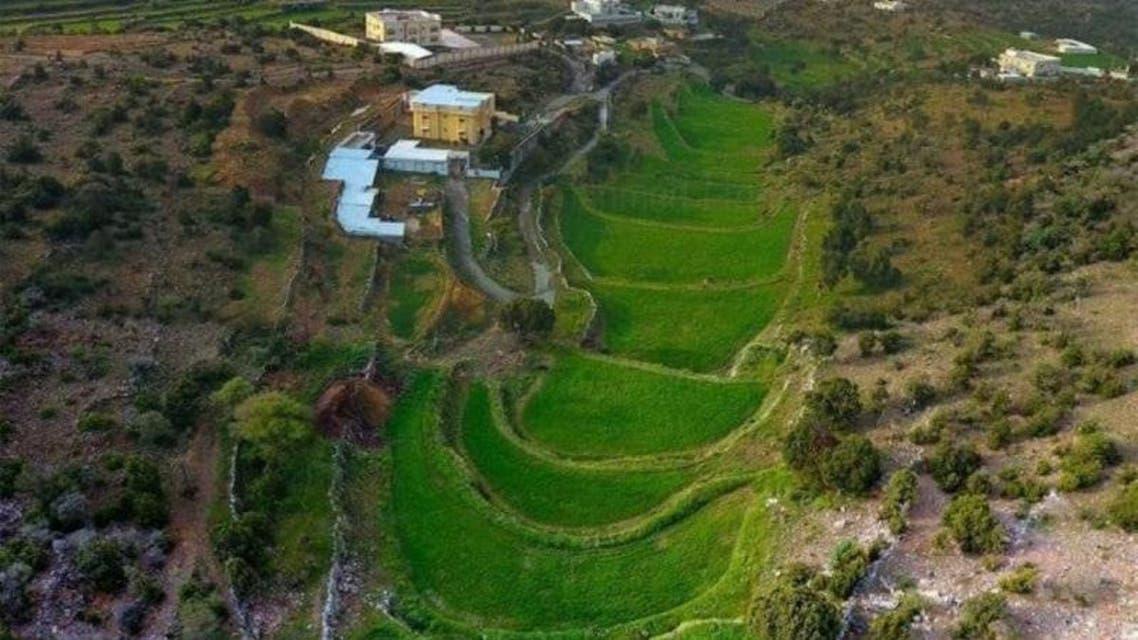 KSA: Beauty of Aseer Province
