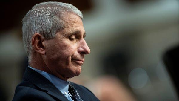 فاوتشي: أميركا لا تزال غارقة في الموجة الأولى من كورونا