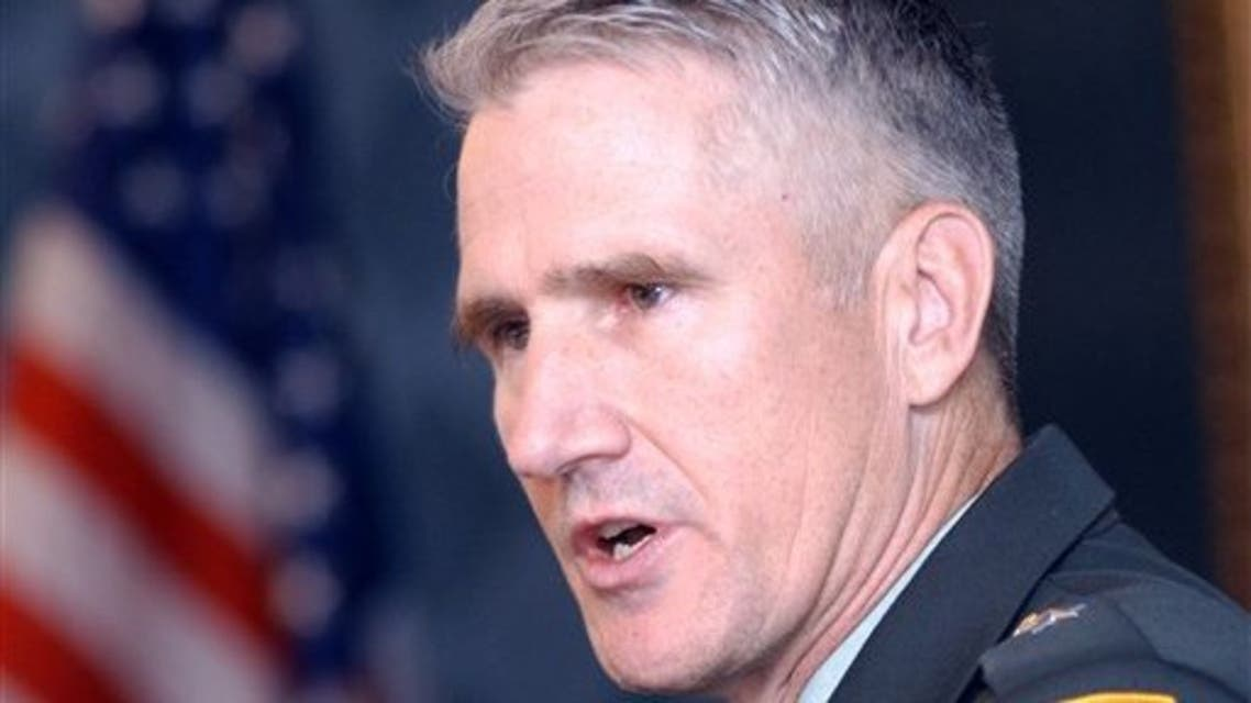 Mark Kimmitt, a retired US general and former assistant secretary of state. (File photo: AP)