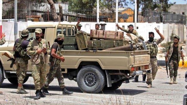 إعلام تركي يتراجع وينفي قصف الوفاق لمواقع بقاعدة الجفرة