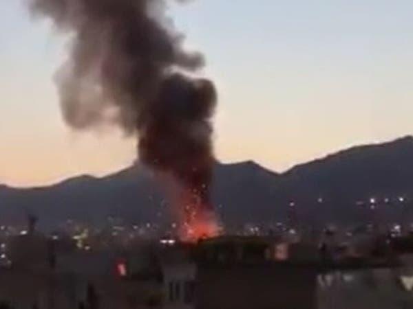 هز المباني.. انفجار جديد يضرب طهران