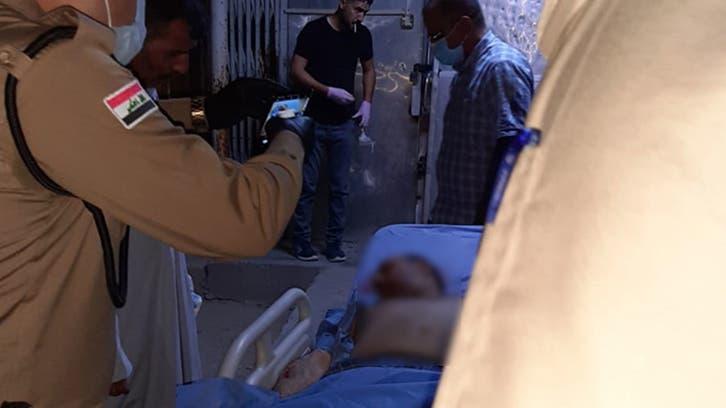 مسؤول بميليشيا مدعومة من إيران هدد الهاشمي قبل مقتله
