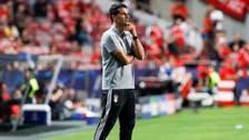 بنفيكا يعلن تعيين المدرب فيريسميو حتى نهاية الموسم