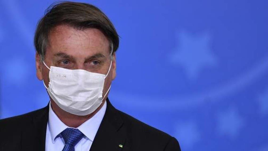 تست کرونای رئیسجمهوری برزیل مثبت شد-16x9-x0y0w1280h720