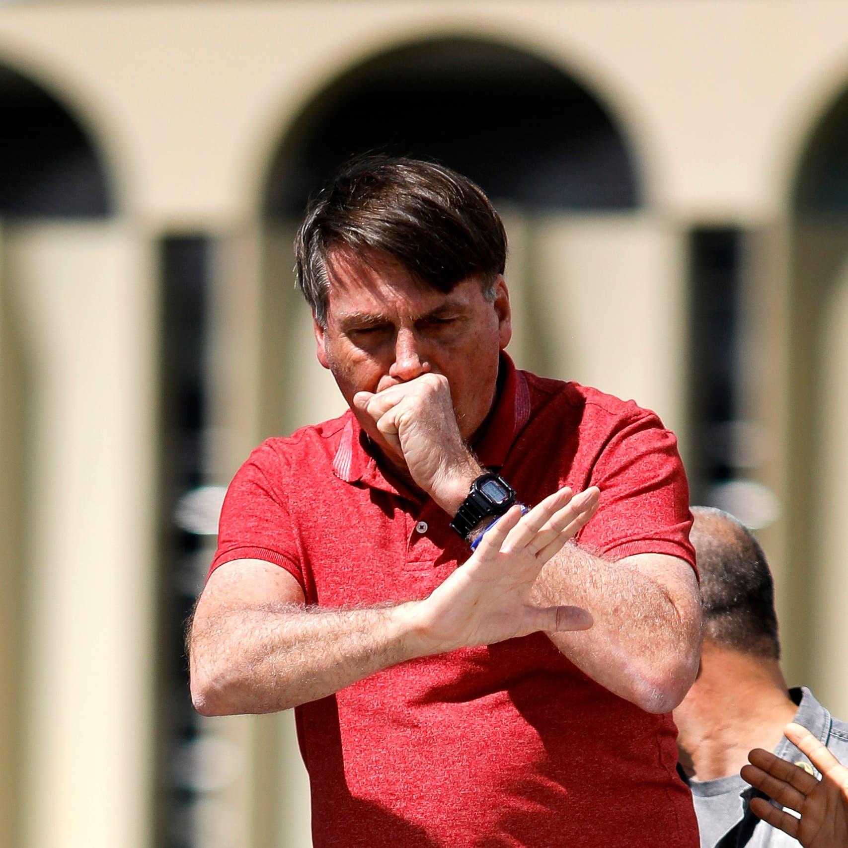 بعد استخفافه به.. الرئيس البرازيلي يعلن إصابته بكورونا